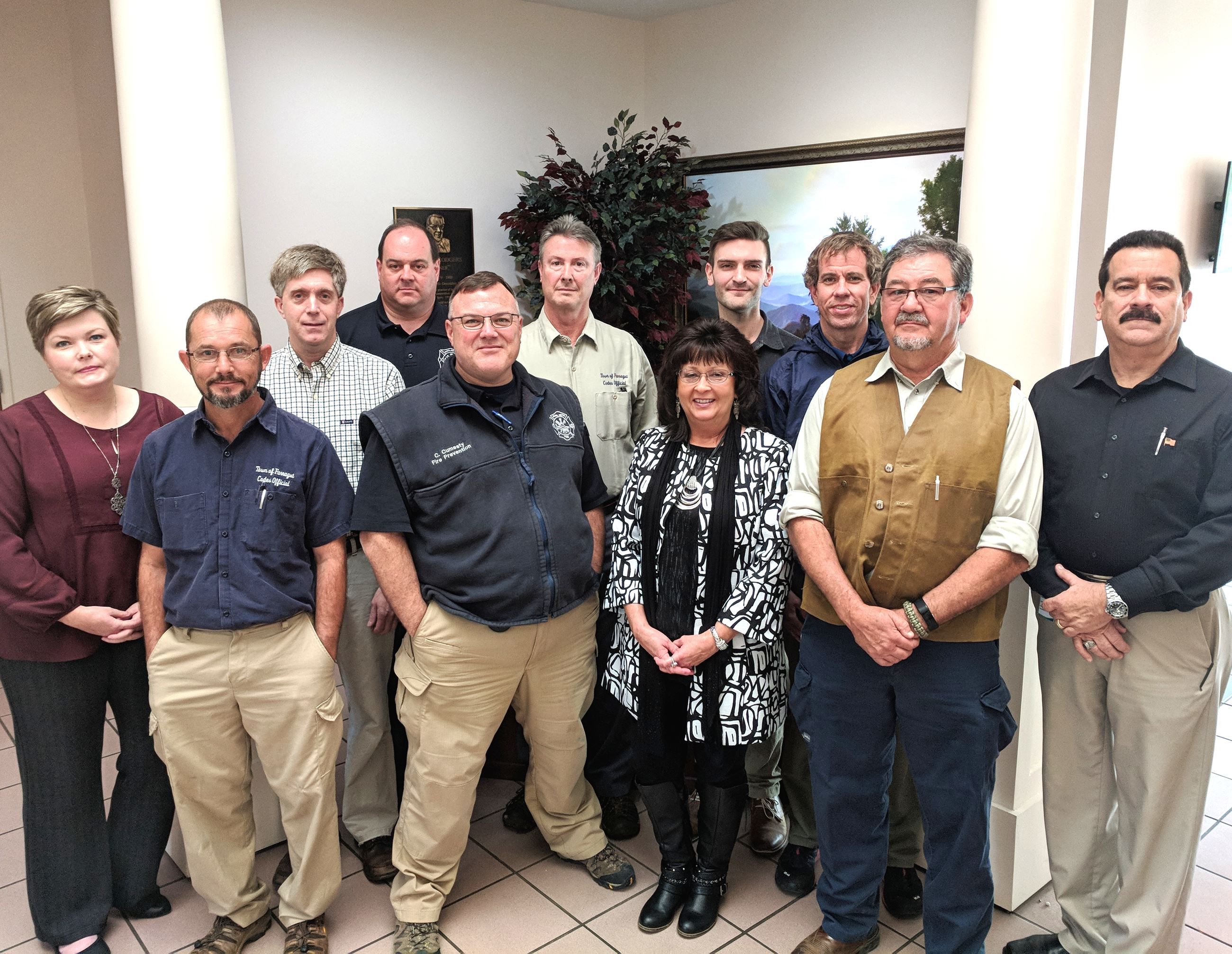 Photo of Community Development staff.